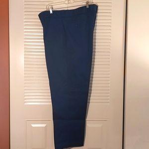 Men's Navy Blue Dickies, size 44x30